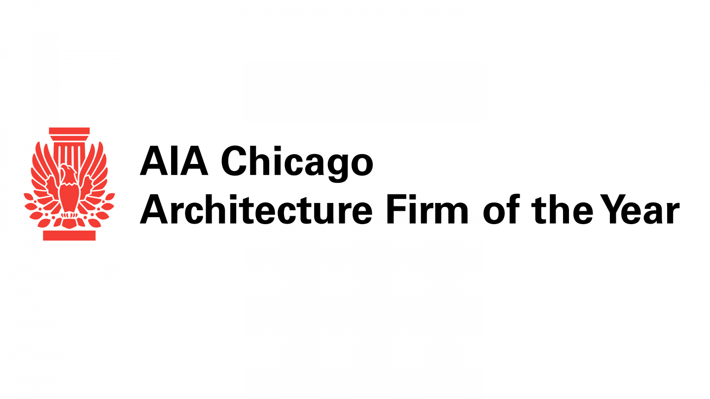 AIA Chicago Architecture Firm of the Year 2019