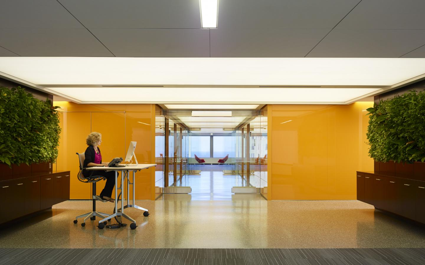 Chicago Architects Brininstool + Lynch: Sterling Partners