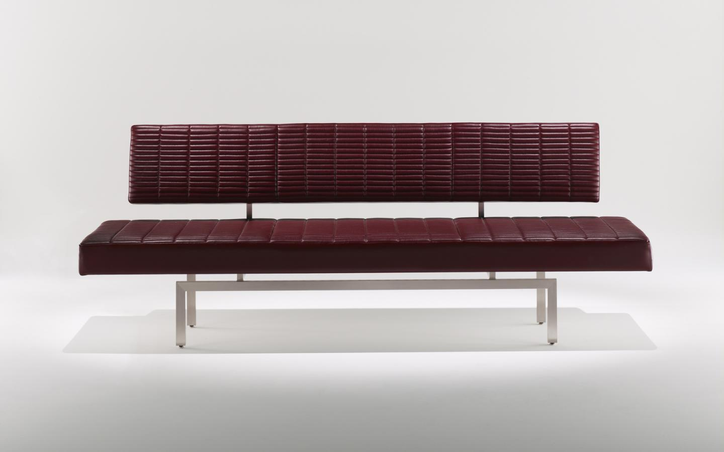 Furniture: Bench With Back