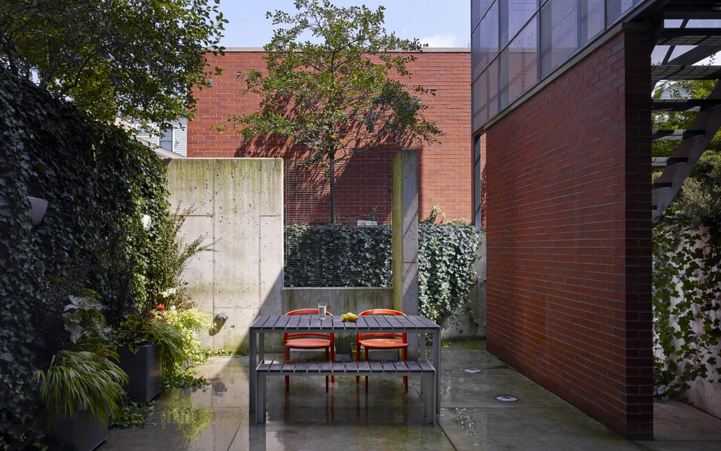 Chicago Architects Brininstool + Lynch: Claremont House