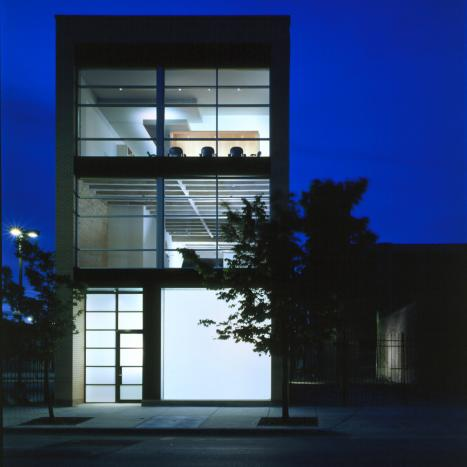 Squark: Exterior at Night