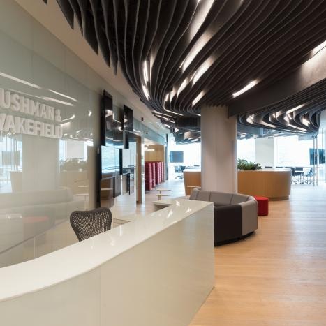 Cushman Wakefield: Reception
