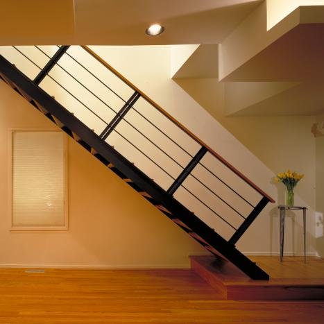 Lee Residence: Stairs