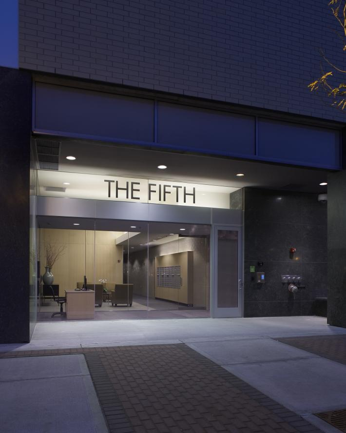 The Fifth: Entrance