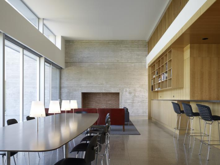 Meyer Residence: Meeting Room
