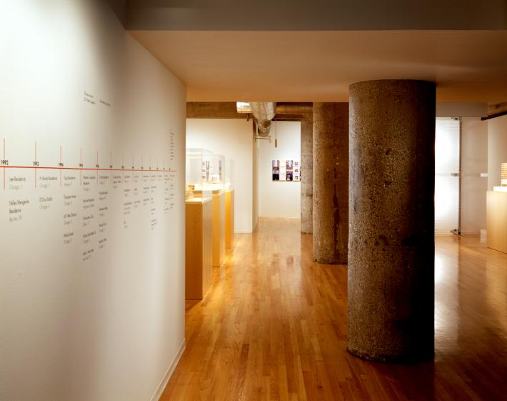 Process Exhibit: Timeline Wall