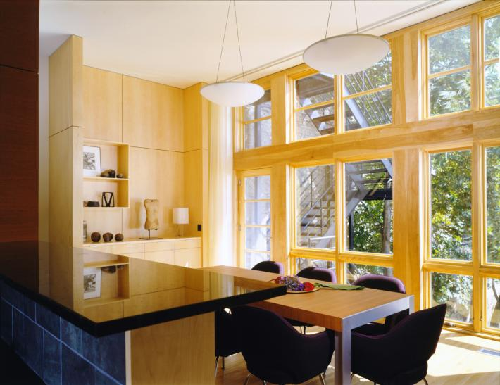Pokorny Residence: Kitchen