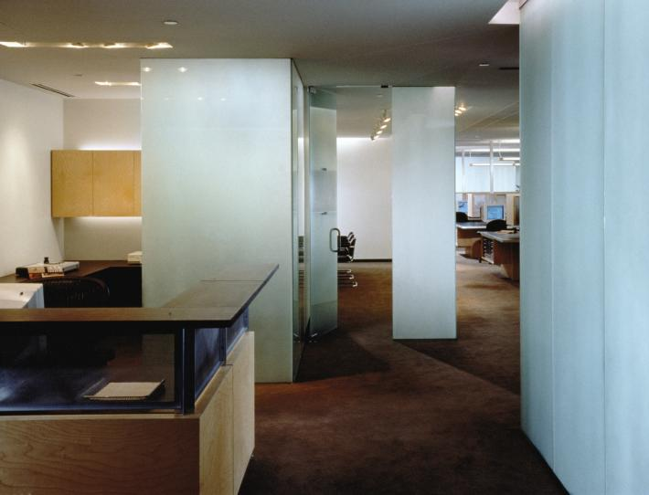 Liska + Associates: Office View 1