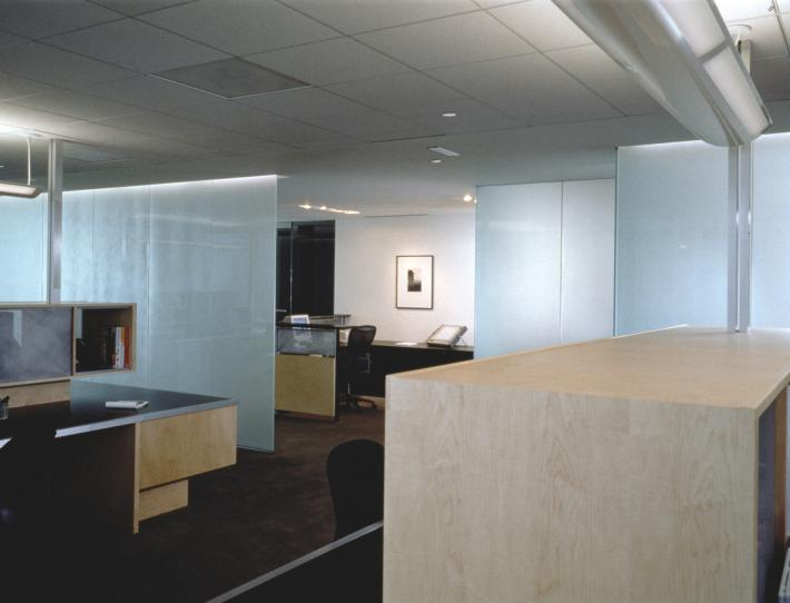 Liska + Associates: Office View 2