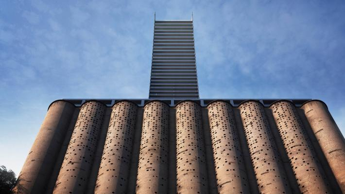 Silo: Looking Up